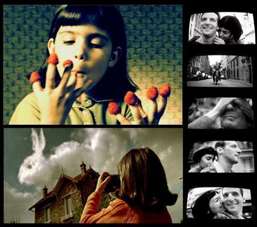 fotogramas de la película de amelie en el blog de littledayda dayda