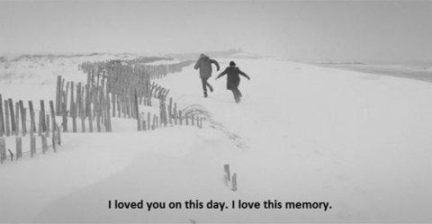 Eternal Sunshine of Spotless Mind. Olvídate de mi.