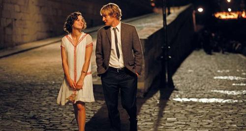 Fotograma del filme Medianoche en Paris, de Woody Allen.