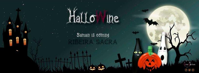 Hallowine, halloween con vinos y samaín