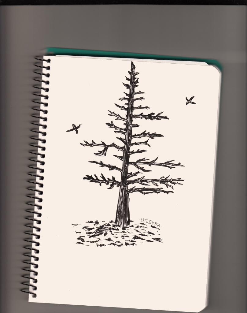Ilustración árbol